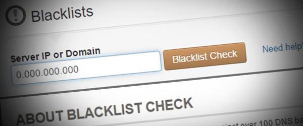 consulta de listas negras